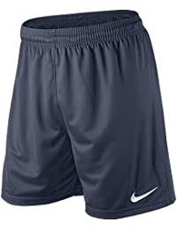 Nike Men's Park Knit With Brief Shorts