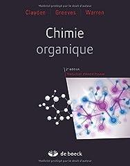 estimation pour le livre Chimie organique