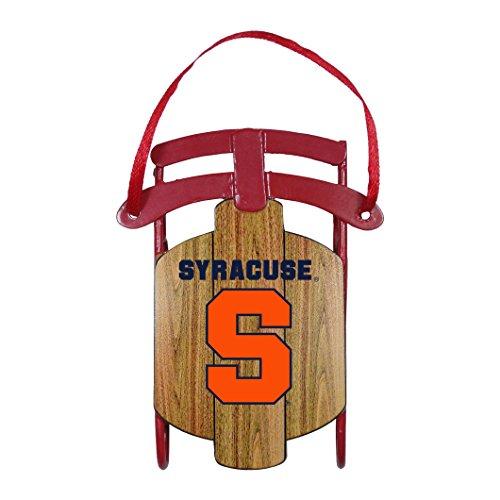 Boelter Brands NCAA Syracuse Orange Metall Schlitten Ornament -