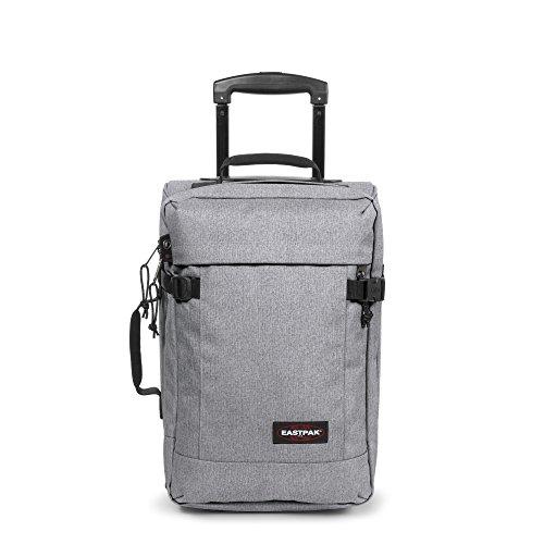 Eastpak Valigia TRANVERZ XS, 28.5 L, 48 x 32 x 20 cm, Sunday Grey (Modello precedente)