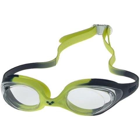 Arena - Gafas de natación Spider Child's infantiles, color negro