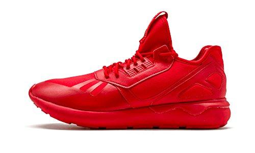 adidas Originals Handball Spezial, Unisex-Erwachsene Flach, Rot - rot - Größe: 41 EU