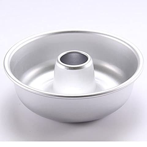 BuyBySky - Aluminium Cake Tin for Baking (8.5 Inch)