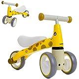 JUNIORIA Giraffe Kidscar Lernlaufrad Laufrad Rutschauto Rutschfahrzeug Rutscher
