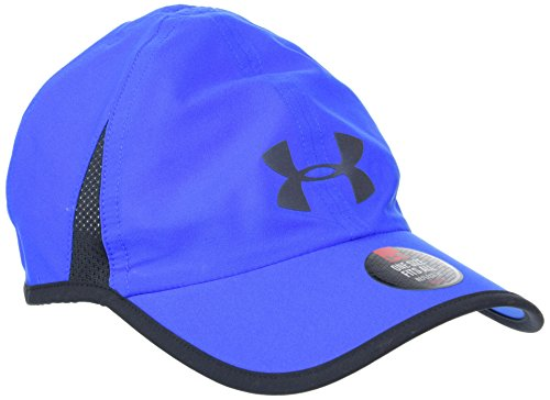 Under Armour Men's Shadow Cap 4.0 Gorra de Béisbol, Hombre, Azul (Blue Marker), OSFA