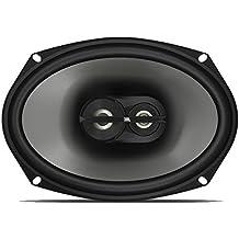 JBL Car CS7 - Serie de altavoces amplificados para automóvil (3-vías, 6x9 pulgadas), color negro