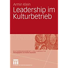Leadership im Kulturbetrieb