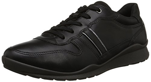 DARKSHADOWMET 59266 Sneakers Low IIIDamen BLACK Mobile Schwarz ECCO Top BLACK PwR0xq7BI