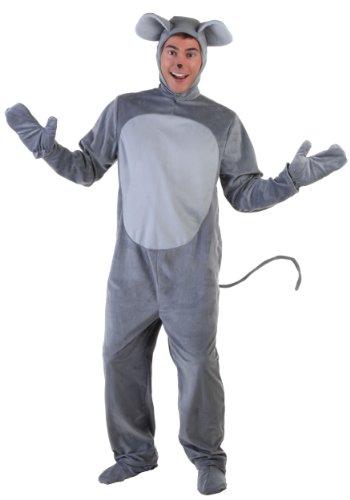 Plus Size Maus Kostüm - 4X