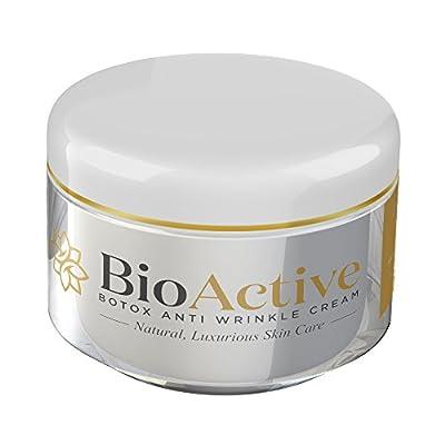 Forever Young Bio Aktiv Anti Falten * NEUE STAMMZEIL FORMEL * Anti-Aging Feuchtigkeitscreme Gesichtscreme - Reduziert Gesichtsfalte ! NEUE Speziell Entwickelt Um Hilfe Falten Entfernen Und Jünger Aussehen ! Gebildet Mit Nur Qualität Natürliche Bio Zutaten