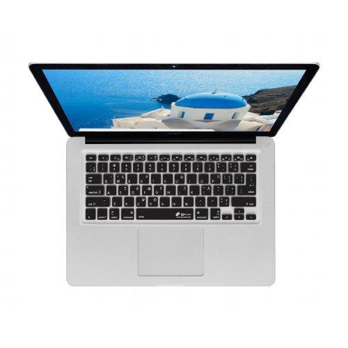 KB Covers Greek (QWERTY) - Abdeckung mit Layout Griechisch, für MacBook, Air, Pro, Retina & Wireless Tastatur (Macbook Air 2013-tastatur-abdeckung)