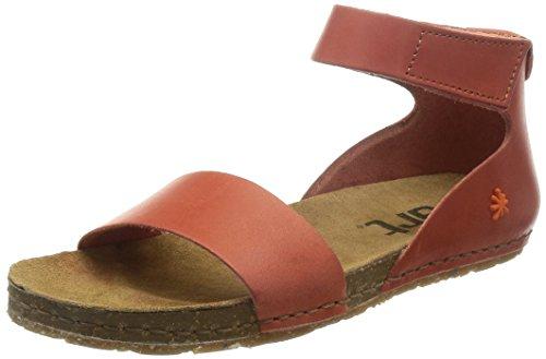 Art Creta Sandali da Donna, Colore Rosso (MOJAVE GRANADA), Taglia 37 EU