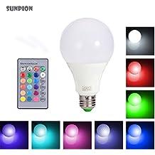 Lampada Bulbo a LED con IR Telecomando,Sunpion®