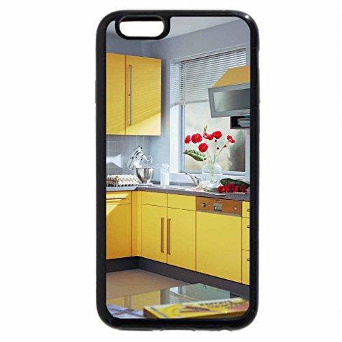 iPhone 6S / iPhone 6 Case (Black) Spring-kitchen