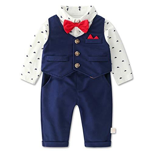 Baby Boys Gentleman Suit Blazers...
