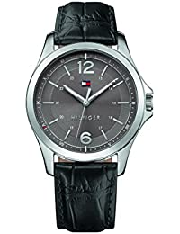 Tommy Hilfiger Analog Grey Dial Men's Watch - TH1791376J