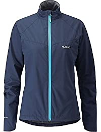 Rab Vapour-rise Flex Jacket Womens Twilight [RAB016-TWILIGHT-12]