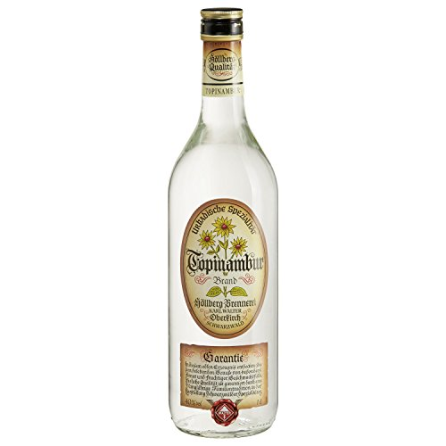 Höllberg Topinambur 40% vol., 1 Liter Test