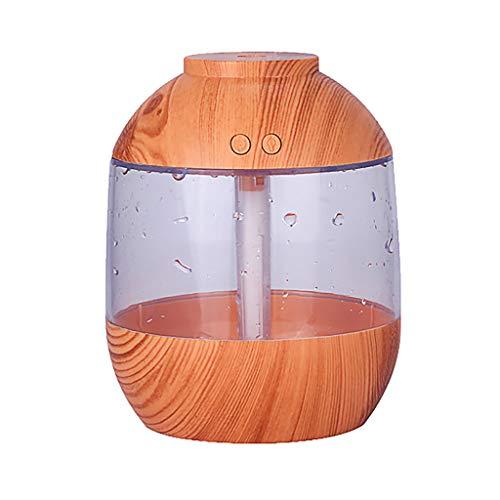 RISTHY Difusor Aceites Esenciales Difusor Aromas 700ml,Humidificador