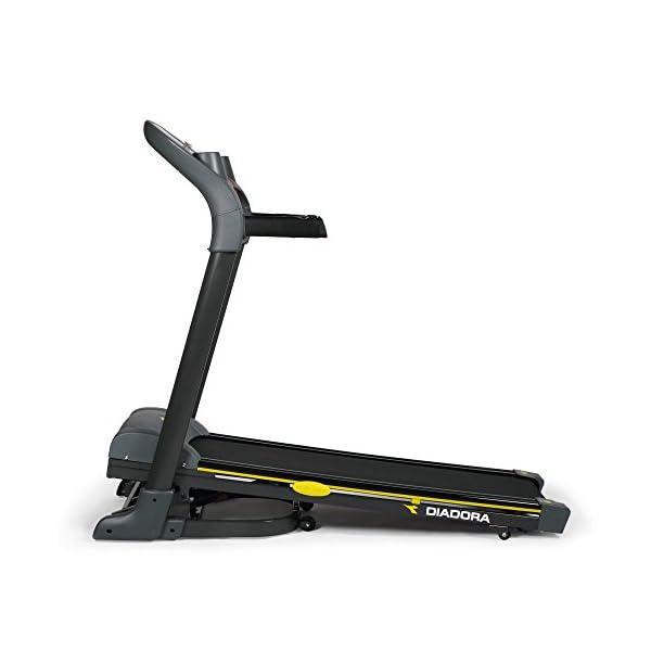 Diadora Fitness Trim 4.2 2Hp Tapis Roulant, 18 km/h, Inclinazione Elettrica 4 spesavip