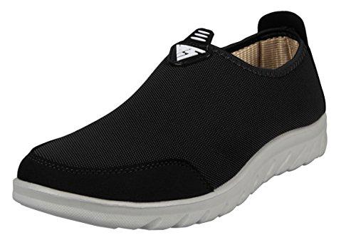 iLoveSIA ,  Herren Sneaker Low-Tops Schwarz