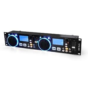 Skytec 172797–Elitech 50Double/MP3/USB/SD