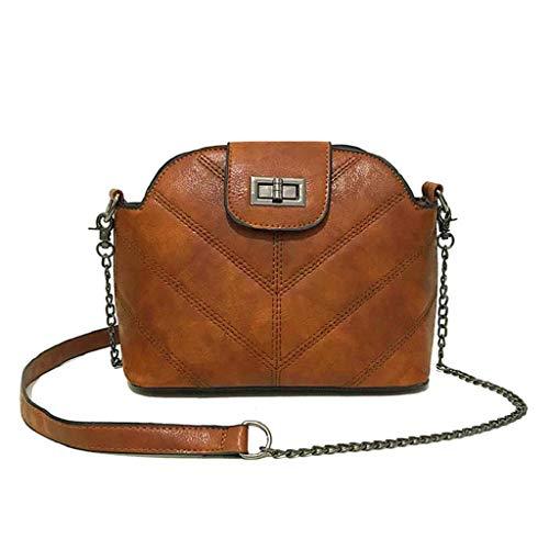 2ca3729ce QUICKLYLY Bolso Mujer Bandolera Portatil Bolsa Mensajero Tote Shopper  Callejero Bag Tirantes.