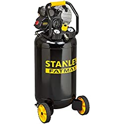 Stanley - HY227/10/50V - Compresseur vertical lubrifié 50litres HP210 bar
