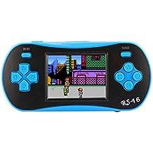 STRIR Consola de Juegos portátil, Retro Game Console portátil de 2.5 Pulgadas Integrado en 260