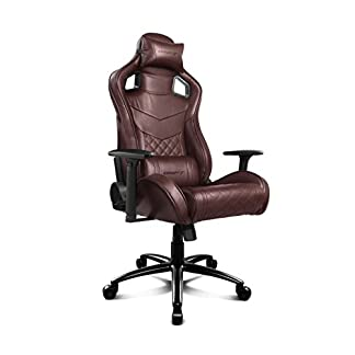 Drift DR450 – DR450BW – Silla Gaming, Color Marrón