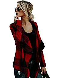 competitive price 8b4b7 6252f Amazon.it: Giacca tartan - Donna: Abbigliamento
