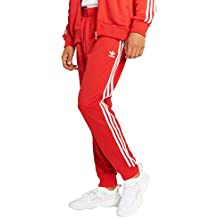 pantaloni rossi adidas
