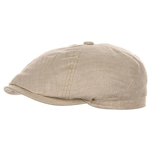 stetson-bettwasche-tweed-brooklin-flat-cap-m-beige
