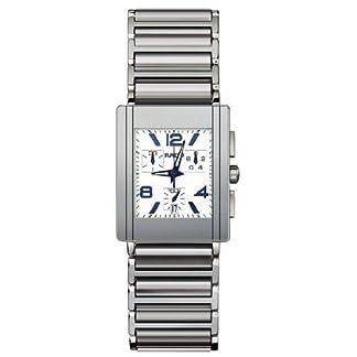 Rado-Herren-Armbanduhr-30mm-Armband-Keramik-Silber-Gehuse-Quarz-R20591102