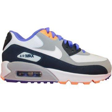 Nike Air Max 90 Mesh (GS) Schuhe (724824-400)