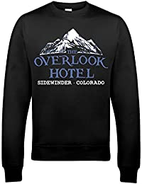 9057 The Overlook Hotel Homme Sweatshirt The Shining Stanley Kubrick Jack Nicholson Clockwork Orange
