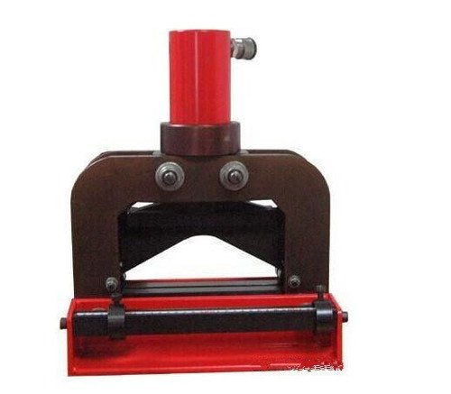 Gowe Bubar hydraulique Outil de découpe de cuivre hydraulique-Outil de découpe de cuivre de 10 mm d'épaisseur-Busbar hydraulique
