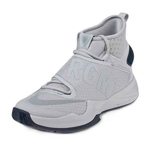 Nike 848556-004, espadrilles de basket-ball homme Gris