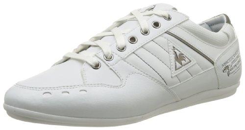 Le Coq Sportif - Charenton Mf, Baskets Blanches Pour Hommes (blanc (blanc))
