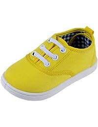 V-SOL Zapatos/Zapatillas De Lona Para Niños Bebé Unisex Caña Baja