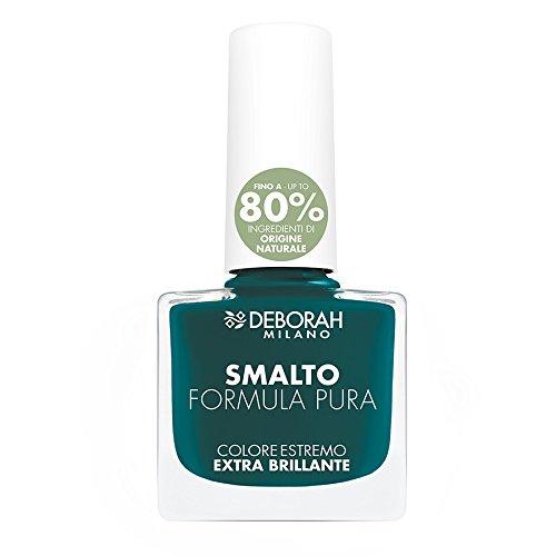 deborah-milano-formula-pura-nail-enamel-petrol-green