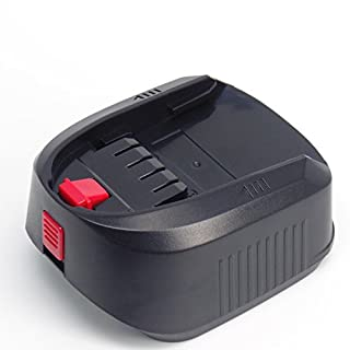 3.0AH Battery For Bosch Lithium-Ion 2607336039, 2607335040, 2607336207, 2607336208, PSR 18LI-2PSB 18V 3,000mAh 18Li-2PSR 18LI-2PST 18LI Lampe PML 18LI
