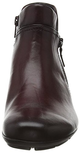 Gabor Shoes 55.634 Damen Kurzschaft Stiefel Rot (wine (Effekt) 25)