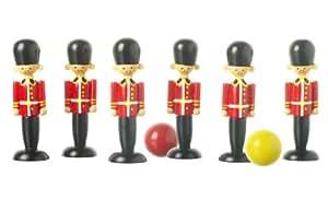 Orange Tree Toys Soldier Skittles Wooden Toy