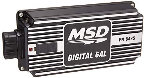 MSD Numérique 6Al Contrôle D'Allumage Pn: 64253