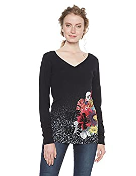 Desigual Jers_paty Pull Femme
