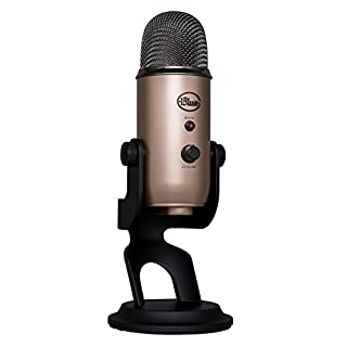 Blue Microphones Yeti USB Microphone - Aztec Copper