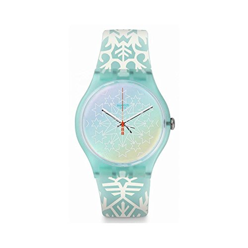 Watch Swatch New Gent SUOZ222S GOD JUL - Christmas 2016 Limited Special Edition
