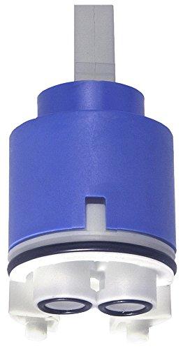 Cornat Kartusche Temperaturbegrenzer, Mengenbegrenzer, Durchmesser 40 x Höhe 75 mm, 1 Stück, AE201