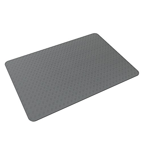 Bodenblech 60x90cm Funkenschutz Ofenblech Kamin Blech Platte Alu Riffelblech